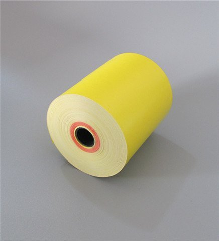 80mm x 70mm yellow till rolls