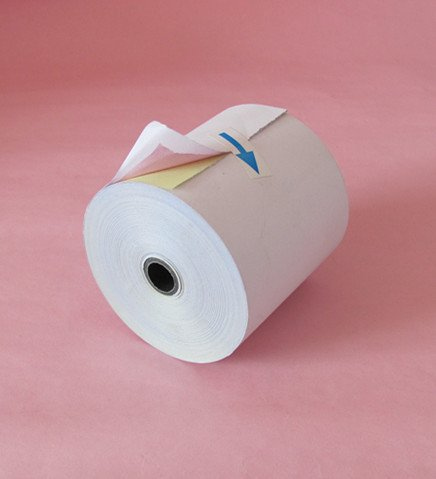 3ply carbonless paper roll