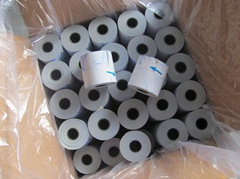 57mm Self Contained Paper Roll