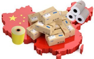 China Thermal Paper Rolls