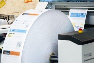 Printed receipt paper market