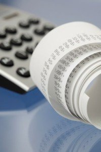 receipt paper BPA