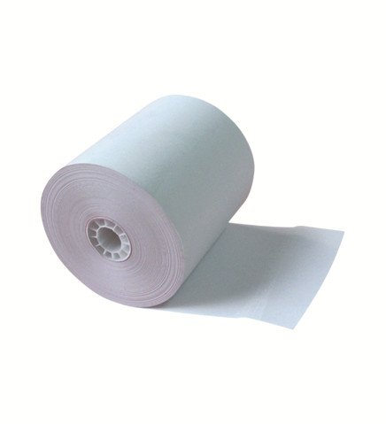3 1/8'' x 185' BPA Free Thermal Register Tape
