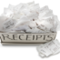 paper receipts