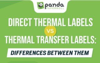 Direct-thermal-label-Thermal-transfer-label